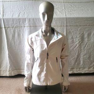 AVIA white jacket